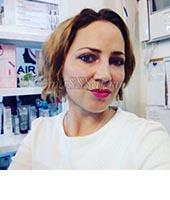 Оля, массажистка 33 года