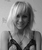 Вероника, массажистка 25 лет
