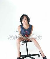 Марта, массажистка 40 лет