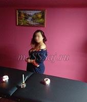 Лия, массажистка 23 года