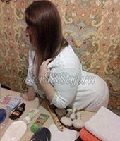 Мила, массажистка 40 лет