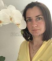 Елена, массажистка 37 лет