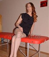 Нина, массажистка 34 года
