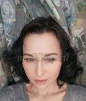 Ева, массажистка 38 лет