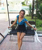 Олеся, массажистка 38 лет