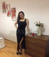 Алена, массажистка 37 лет
