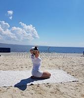 Анастасия, массажистка 31 год
