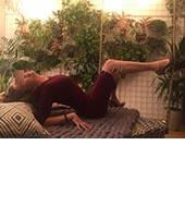 Ева, массажистка 24 года