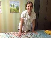 Кристина, массажистка 42 года