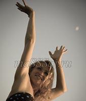 Анастасия, массажистка 37 лет