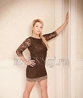 Лина, массажистка 29 лет