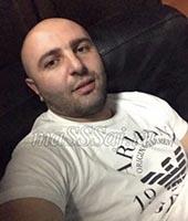 Артур, массажист 32 года