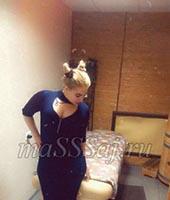Даша, массажистка 25 лет