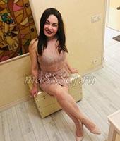 Катя, массажистка 25 лет
