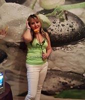 Эля, массажистка 39 лет