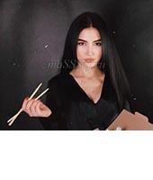 Диана, массажистка 26 лет