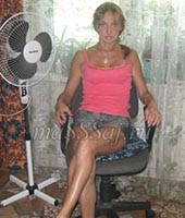 Светлана, массажистка 38 лет