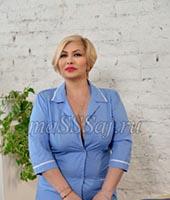 Нора, массажистка 48 лет