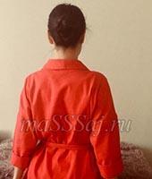 Юлия, массажистка 30 лет