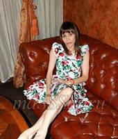 Катя, массажистка 26 лет