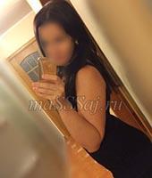 Катерина, массажистка 28 лет