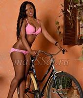 Софья, массажистка 25 лет