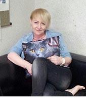 Оля, массажистка 34 года