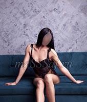 Альбина, массажистка 28 лет