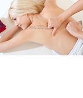 Милена, массажистка 35 лет