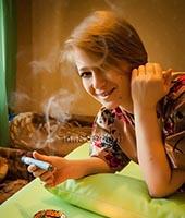 Юленька, массажистка 39 лет