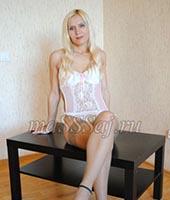 Жанна, массажистка 38 лет