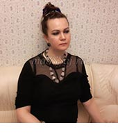 Наташа, массажистка 35 лет