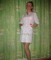 Виктория, массажистка 39 лет