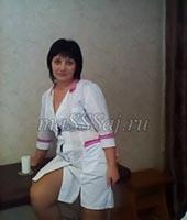 Валентина, массажистка 47 лет
