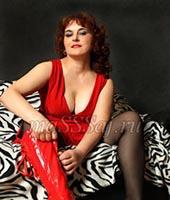 Валентина, массажистка 45 лет