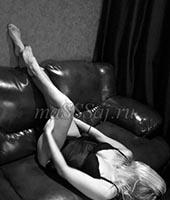 Алиса, массажистка 25 лет
