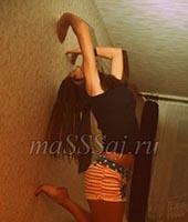 Лена, массажистка 32 года