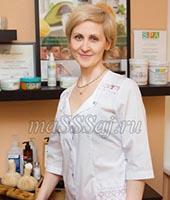 Людмила, массажистка 42 года