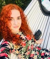 Ксения, массажистка 26 лет