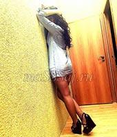 Александра, массажистка 33 года