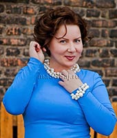 Лиана, массажистка 40 лет