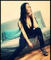 Марина, массажистка 29 лет