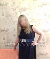 Ника, массажистка 33 года