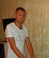Вячеслав, массажист 37 лет