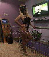 Лена, массажистка  30 лет