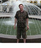 Олег, массажист 37 лет