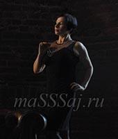 Карина, массажистка 37 лет