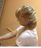 Вера, массажистка 31 год
