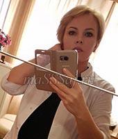Кира, массажистка 38 лет