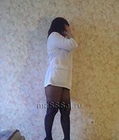 Жанна, массажистка 40 лет